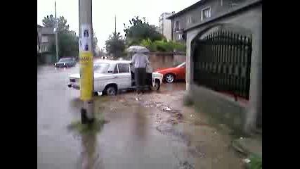 Пазарджик След 7 - Минути Дъжд