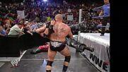 Edge & Rey Mysterio vs. Brock Lesnar & Tajiri – WWE Tag Team Title Tournament Quarterfinal Match: SmackDown, Oct. 10, 2002 (Full