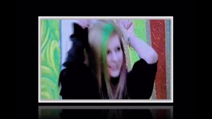 Avril Lavinge za konkursa na y0utub3