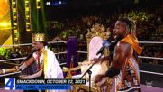 Top 10 Friday Night SmackDown moments: WWE Top 10, Oct. 22, 2021