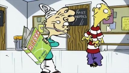 Ед Едд и Еди Сезон 5 Епизод 4 Cool Hand Ed _ Too Smart for His Own Ed
