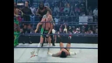 Kingston, Cm Punk, Mvp, Henry vs. Kane, Christian, Finlay, Benjamin [ Hight Quality ]