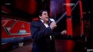 Wwe Monday Night Raw - (hd качество) (5/7) (29.04.2013)