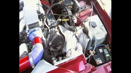 Chevrolet Camaro 86 5.0i biturbo