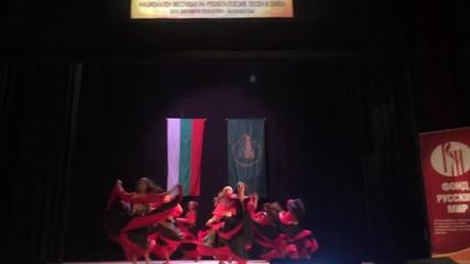 """2-ри Национален фестивал на руската поезия, песен и танц """"пусть всегда будет солнце"""" -гр. Казанлък"""