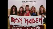 Iron Maiden - Wasted Years (bg Subs)