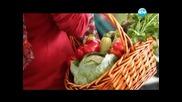 """Тарт със спанак и сирене, супа """"Трите китки"""", телешко с кускус - Бон Апети (02.03.2013)"""