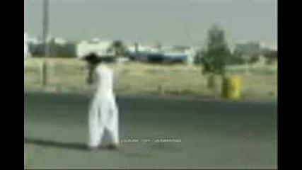 Пакистанци на мотори 100% смях