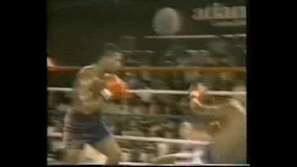 Mike Tyson vs. Robert Colay 1985