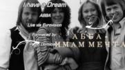 Абба - Имам една мечта с бг превод