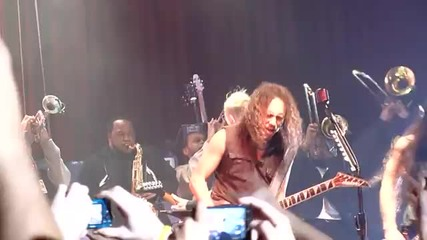 Metallica - Seek And Destroy на живо (сан Франциско)