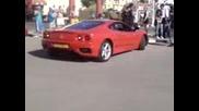 Ferrari in Cyprus