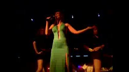Глория-Еднопосочен път(live)
