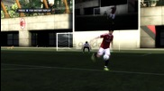 [епизод 18.] Fifa 12 - Ground Moves | Arena - Alexandre Pato