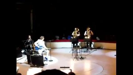 Goran Bregović - Ringe ringe raja - (LIVE) - Cirque d hiver à Paris - 25.09.2011