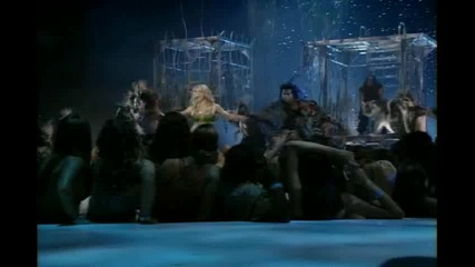 Britney Spears - I'm A Slave For U ~ Vma 2001 ~ H D
