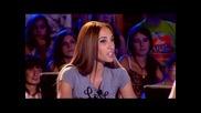 Тя е само на 16 а пее невероятно - Славена Родинова в Х Фактор (20.09.2013)