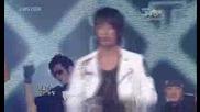 Chung Lim - Step [kbs Music Bank 090626]