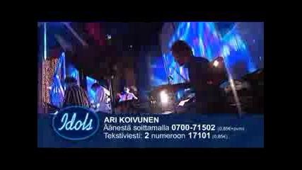 Ari Koivunen - Here I Go Again