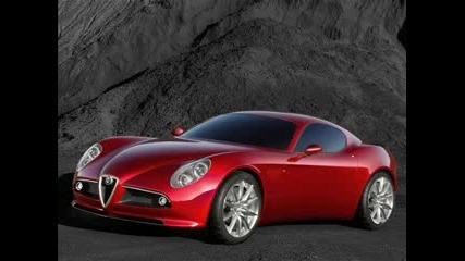 Alfa Romeo 8c - Снимки