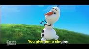 Честни Трейлъри - Frozen