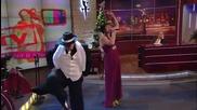 Пародия! Устата и Софи Маринова - Ти си буля на детето ми Шоуто на Слваи 14.12.2012