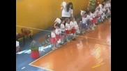 Спортна зала Луковит 3 - та част