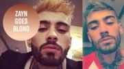 Zayn Malik is transforming himself post breakup