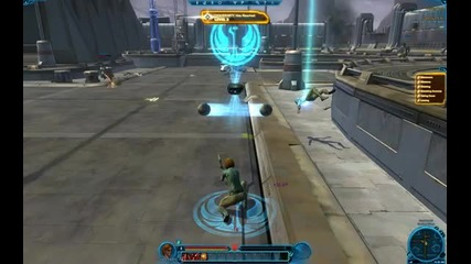 First 20min Smuggler - Star Wars The Old Republic
