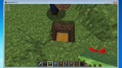Minecraft Tricks Ep 3