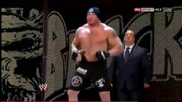 Brock Lesnar at Summerslam 2013