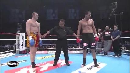 Badr Hari Vs. Alexey Ignashov Pt.2 2 03.04.2010