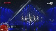 140401 Jjcc Mtv the Show Debut Stage - At first