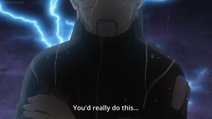 Naruto Shippuuden (eng sub) Episode 446 Hd