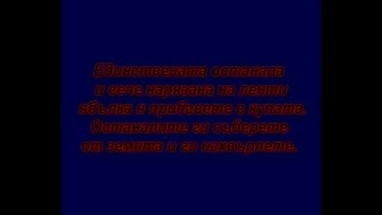 Рецепта За Ябълков Пай (за мъже)