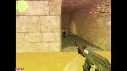 Amateur Gaming Cs 1.6 Deathmatch