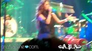 Anahi - Exa Party - San Diego [parte 1]