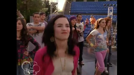 Camp Rock 2 - The Final Jam Movie Clip - Camp Rock vs. Camp Star - Official