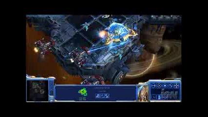 Starcraft 2 Game Demo - 3та Част