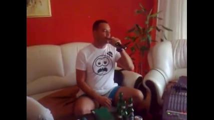 Pedja Medenica i Rale - Vezba - (LIVE) - (Privat 2011)