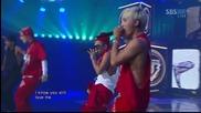 Big Bang - Bad Boy _sbs Inkigayo 29.04.2012