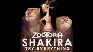 Shakira - Try Everything ( A U D I O )