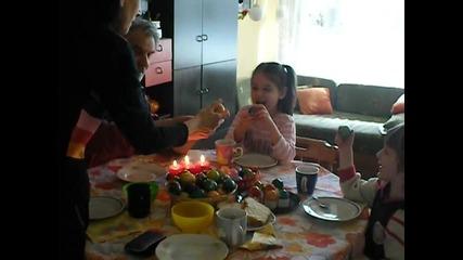 Великден 2010 - Да се чукаме с яйца!