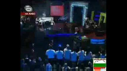 Music Idol 3 - Александър Тарабунов на последните малки концерти