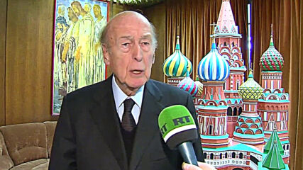 Former French leader Valery Giscard d'Estaing dies aged 94 *ARCHIVE*
