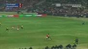 Cristiano Ronaldo Vs Mozambique