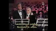 Placido Domingo and Charles Aznavour - Noel dautrefois