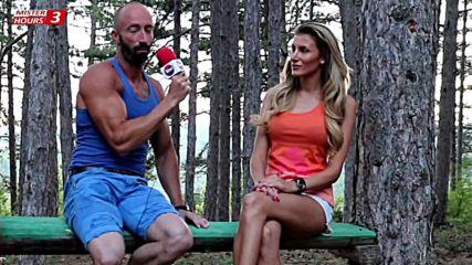 Интервю на Mr.3Hours с топ моделите Катя Роуз и Тамара Георгиева
