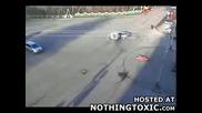 Две коли се сблъскат на кръстовище