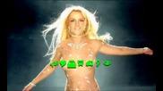 Britney Speras - Toxic Almost Nude Karaoke Version